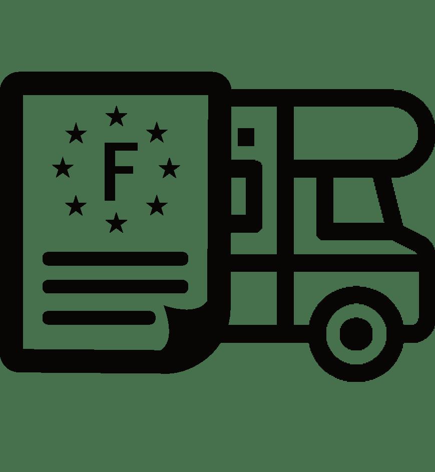 Carte grise du camping-car repris par rachat camping car
