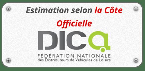 Logo Federation Nationale des Distributeurs de Véhicule de Loisirs